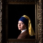 Vermeer - Meisje met Parel